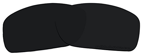Stealth Black Sunglasses Lenses Replacement Polarized for Oakley Canteen (2014) OO9225 - Sunglasses 2014