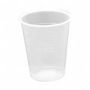 Genuine Joe GJO10434 Translucent Plastic Beverage Cup, 9-Ounce Capacity, Clear (Carton of 2400)