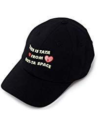 BT21 TATA Lettering Ball Cap