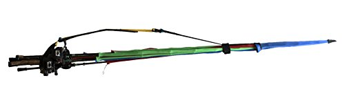 (Cal Coast Fishing Rod Mule - Rod Transport - Portable Pole Bag- Rod Carrier)
