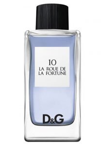 D&G Anthology 10 La Roue de La Fortune Perfume For for sale  Delivered anywhere in USA