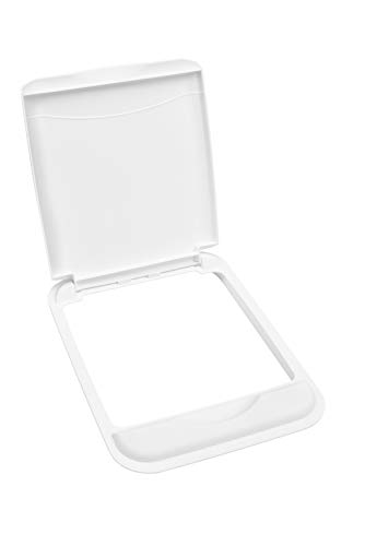 (Rev-A-Shelf - RV-50-LID-1 - 50 Qt. White Waste Container Lid)
