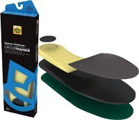 Polysorb Replacement - Polysorb Replacement Insoles, Sz4,M-10/11,W-11/12