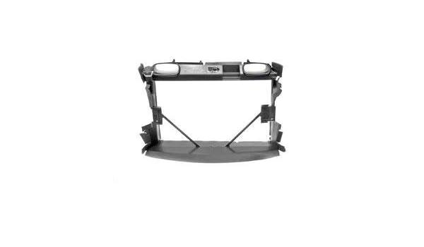 Lower OEM Genuine Mercedes w211 radiator Fan Shroud Air Baffle Warranty