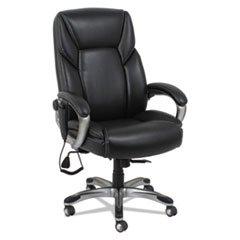 Alera Shiatsu Massage Chair, Black