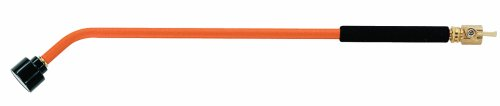Dramm 12504 ColorMark Rain Wand 30-Inch Length with 8-Inch Foam Grip, Orange by Dramm