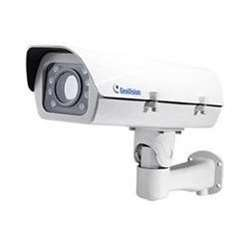 GeoVision 610-LPC1200-000 IP License Plate Camera, 20R, 1MP, 12 VDC ()
