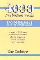 4000 Years In Thirteen Weeks