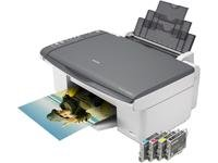Epson Stylus DX4200 Inyección de Tinta 19 ppm 5760 x 1440 dpi A4 ...
