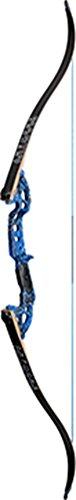 Martin Archery Jaguar Elite Water Reaper 50# Bow Fish Kit, Blue, Large