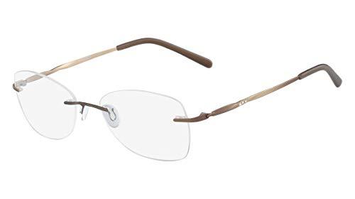 Óculos Airlock Radiance 201 210 Marrom Lente Tam 53