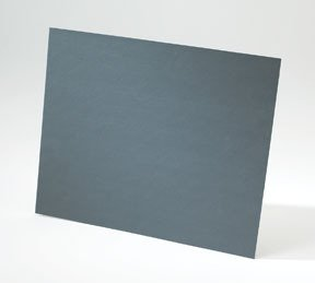 Norton (NOR39385) Black Ice Waterproof Sanding Paper Sheets, Grit P500B 9