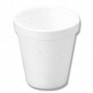 - DART Drink Foam Cups, 10 oz, White, 25/40 Bag/Carton