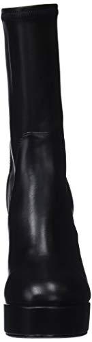 Lassie nvbk Botines Coolway Negro 001 Para Mujer a7wq8