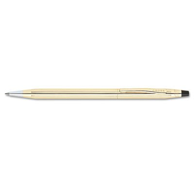 Cross® Classic® Century® Retractable Ballpoint Pen PEN,BPT,10K,GOLD FILLED (Pack of 2)