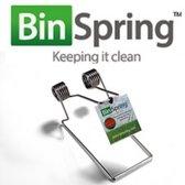 BinSpring Premium Stainless Steel 304 Wheelie Bin Lock ()