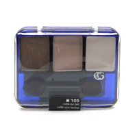 Covergirl Eye Enhancers Quick-Kit-Trio Shadow 105 Cafe Au Lait, 1.3 ()