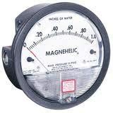 Dwyer® Magnehelic® Differential Pressure Gage, 2002,: 0-2'' w.c. by Dwyer