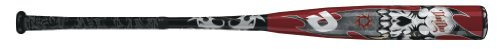 Demarini Voodoo-5 Baseball Bat (Red/Black, 33-Inch/28-Ounce)