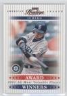 Ichiro Suzuki #783/2,001 (Baseball Card) 2003 Playoff Prestige - Award Winners #AW-5