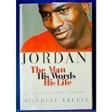 img - for Jordan: The Man, His Words, His Life by Mitchell Krugel (1994-12-03) book / textbook / text book