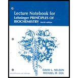 Lehninger Principles of Biochemistry - Lecture Notebook (4th, 05) by Nelson, David L - Cox, Michael M [Paperback (2004)] pdf