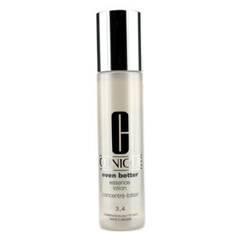 Clinique Even Better Essence Lotion For Skin Types 3 4/Combination Oily To Oily (3.4 Fl Oz, 100ml) by Clinique