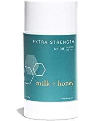 Milk & Honey, Deodorant No 09 Extra Strength Lavender Tea Tree, 2.6 Ounce