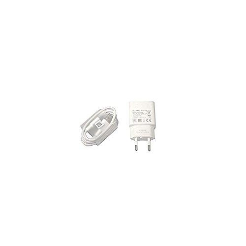 Huawei Cargador oficial Rápido Quick Charge HW-059200 para Huawei P8, P8 Lite, P smart, P9 lite, P10 Lite, Mate 7, Mate 8 BLISTER