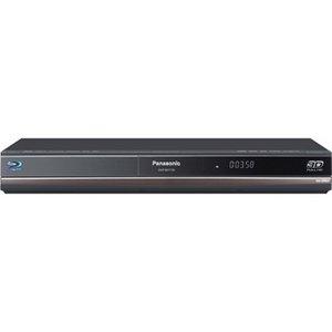 Panasonic DMP-BDT100 3D/2D Blu-Ray DVD Player, Black