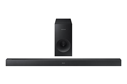Samsung Electronics HW-K360 2.1 Channel 130 Watt Wireless Audio Soundbar (2016 Model)