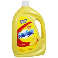 Sun Light Lemon Boost Dishwashing Gel (Case of 6)