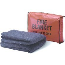 Mayday Fire Blanket with Optional Cover