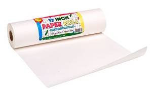 ALEX Toys Artist Studio 12 Inch Paper Roll (2 Rolls)