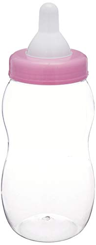 "Homeford FPF000000CP046LP Bottle, 15"", Light Pink"