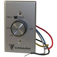 Canarm Speed Control for Use With Canarm Industrial Ceiling Fans, Model CNFRMC5