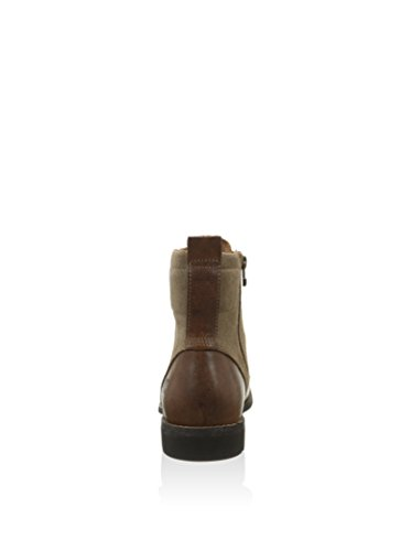 SALE - TIMBERLAND - City Premium 6-Inch Side-Zip - Herren Boots - Braun Schuhe in Übergrößen