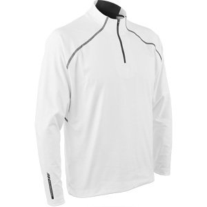 Sun Mountain 2017 Men's Second Layer Pullover (White, XXL) ()