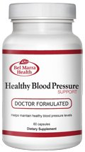 Healthy Blood Pressure Support 60Caps by Bel Marra Health