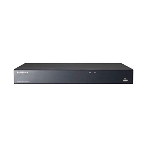 (Samsung SNK-D5081 16 Channel SuperHD Security NVR SNR-D5401 Only with Accessories (Supports only SNC-4241BE Camera) (Renewed))
