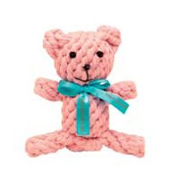 Madison All-Natural Rope Toy, Bear, My Pet Supplies