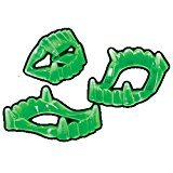 Halloween Glow in the Dark Dracula Vampire Fangs (12pk) Decorations Haunted House by nknown (Baby Little Bite Vampire Costumes)