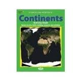Unknown Binding Continents Activity Book