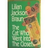 book cover of The Cat Who Went Into the Closet