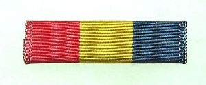 US Texas National Guard Faithful Service Medal Ribbon by HighQ Store
