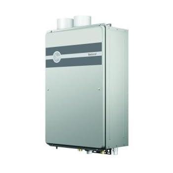 Rheem Ecosense 8 4 Gpm 157 000 Btu Ultra Low Nox Natural Gas High Efficiency Indoor Tankless