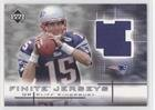Kliff Kingsbury (Football Card) 2003 Upper Deck Finite - Jerseys #FJ-KK