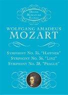 Download Symphony No 35 - (''Haffner'', K385), No 36 ('''Linz'', K425) & No 38 (''Prague'', K504) (98) by Mozart, Wolfgang Amadeus - Scores, Music [Paperback (2012)] pdf