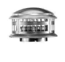 8'' DuraVent Type B DuraCap - 8GVDC Aluminum Chimney Caps