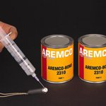 Aremco-Bond 2310 Epoxy - High Lap Shear and Peel Strength, Pint by Graphtek